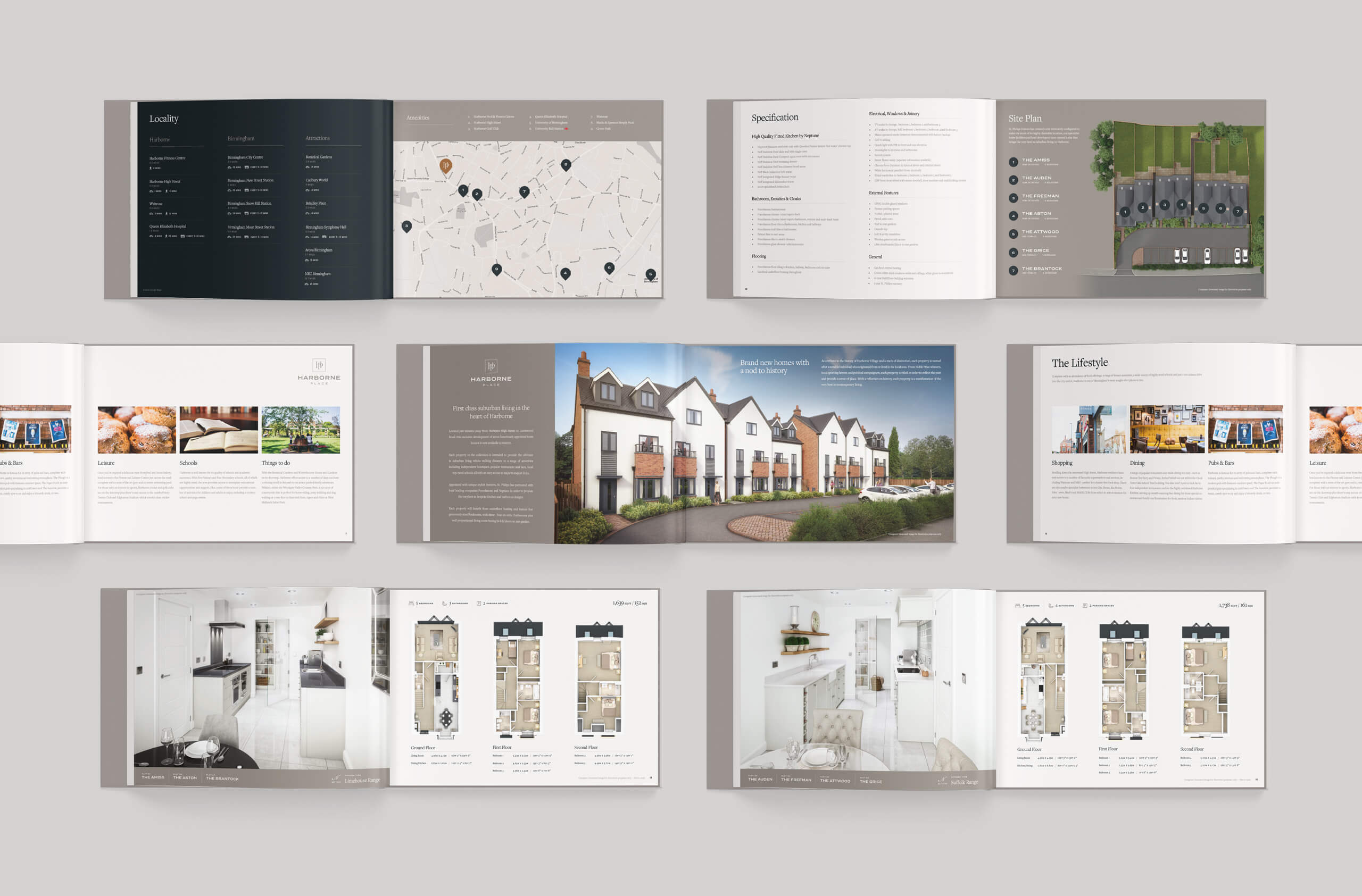 St Phillips Homes - Brochure