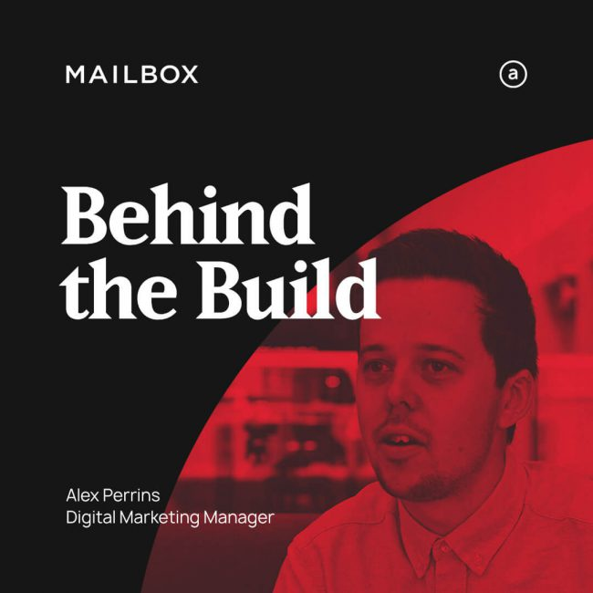 Mailbox - Behind the build